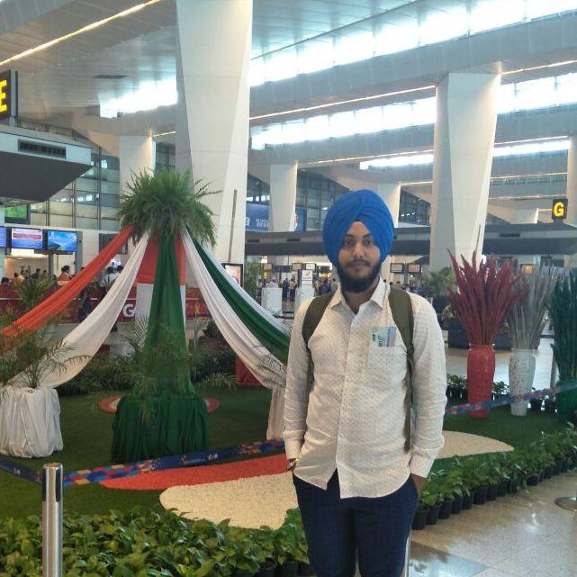 Kaushal Singh- En